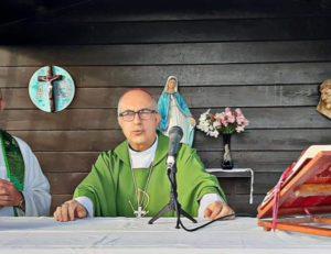 Vescovo Gianrico Ruzza